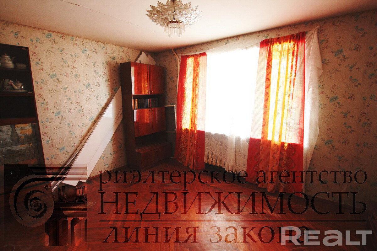 Продажа 3-х комнатной квартиры в г. Гомеле, ул. Кожара, дом 1 (р-н Старый аэродром). Цена 77 506 руб