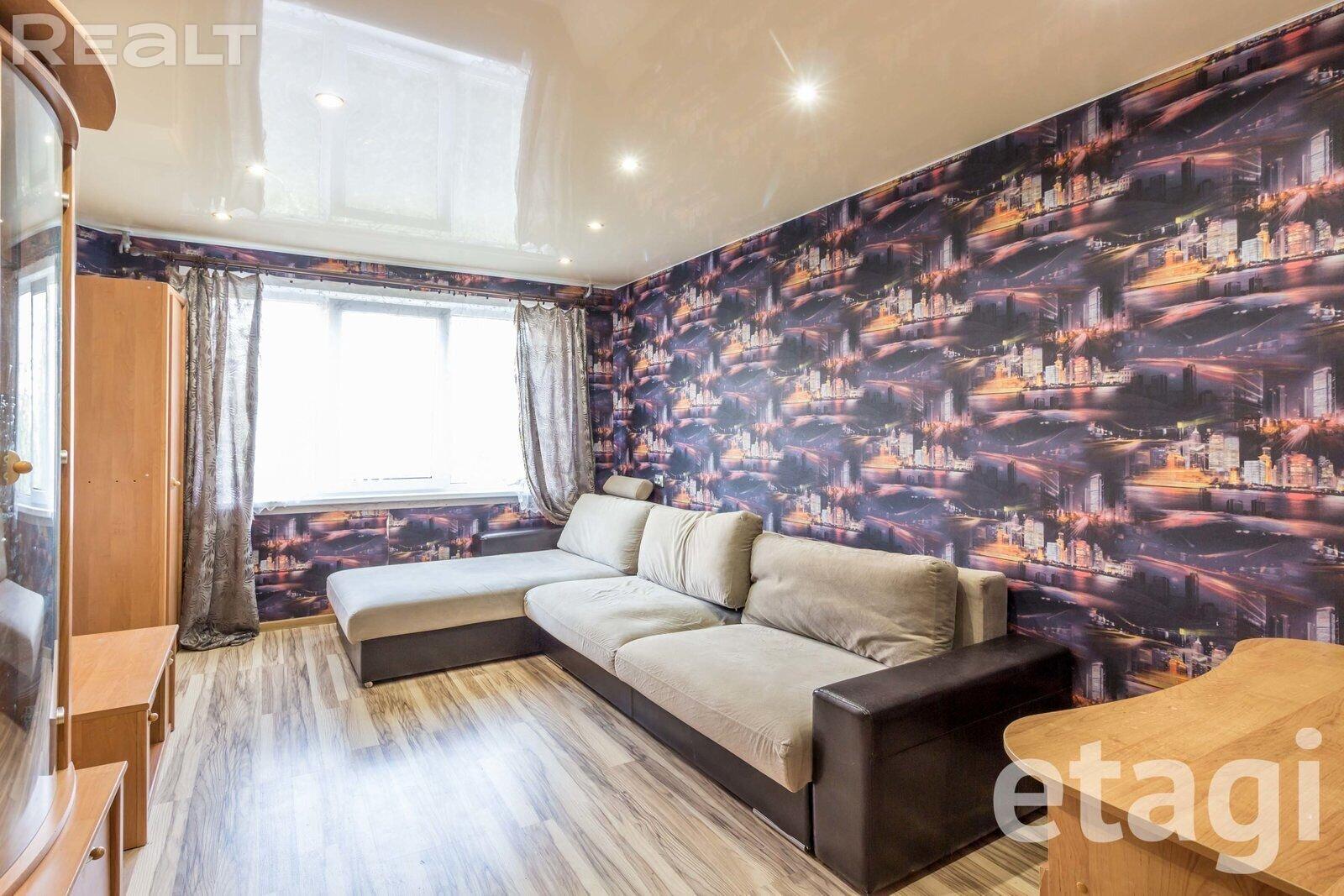 Продажа 3-х комнатной квартиры в г. Минске, ул. Шишкина, дом 26 (р-н Р-н ДК МАЗ). Цена 181 696 руб