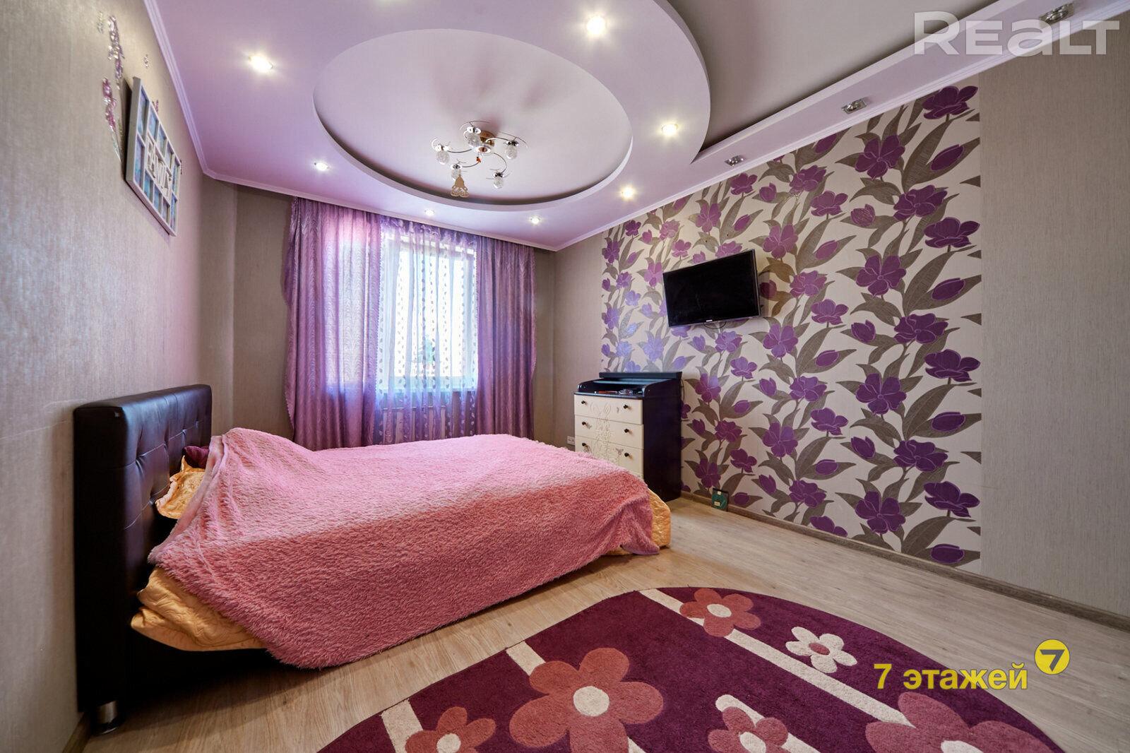 Уютная, светлая, просторная 2-х комнатная квартира с красивым ремонтом
