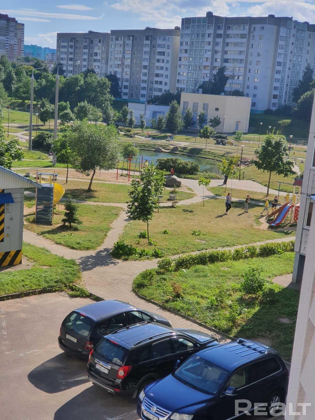 Продажа 3-х комнатной квартиры в г. Минске, ул. Лещинского, дом 55 (р-н Кунцевщина). Цена 260 062 руб