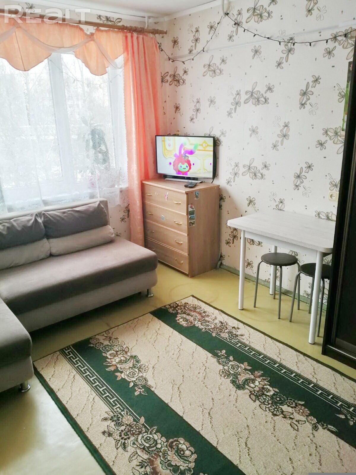 Продажа комнаты в 3-комнатной квартире в г. Минске, ул. Шишкина, дом 26 (р-н Р-н ДК МАЗ). Цена 39 101 руб c торгом