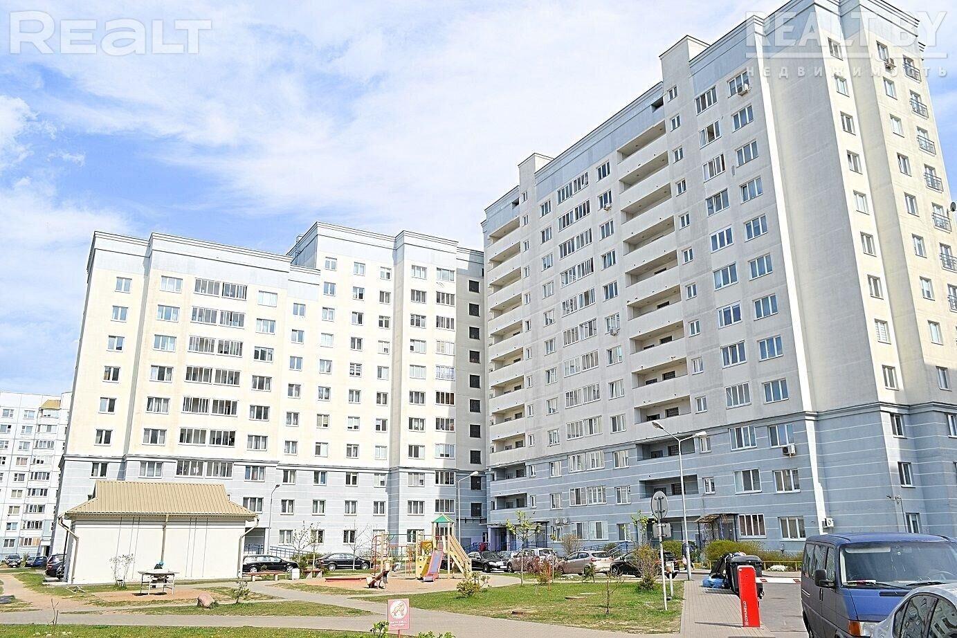Продажа 3-х комнатной квартиры в г. Минске, ул. Неманская, дом 5 (р-н Каменная горка). Цена 193 643 руб