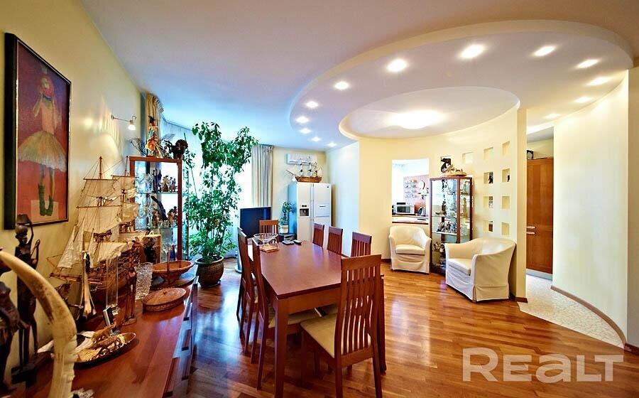 Продажа 6-и комнатной квартиры в г. Минске, ул. Азгура, дом 1 (р-н Захарова, Пулихова). Цена 670 302 руб