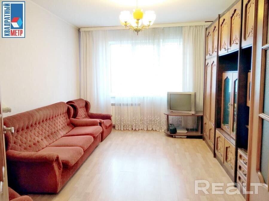 Продажа 3-х комнатной квартиры в г. Минске, ул. Руссиянова, дом 13-2 (р-н Уручье). Цена 203 995 руб c торгом