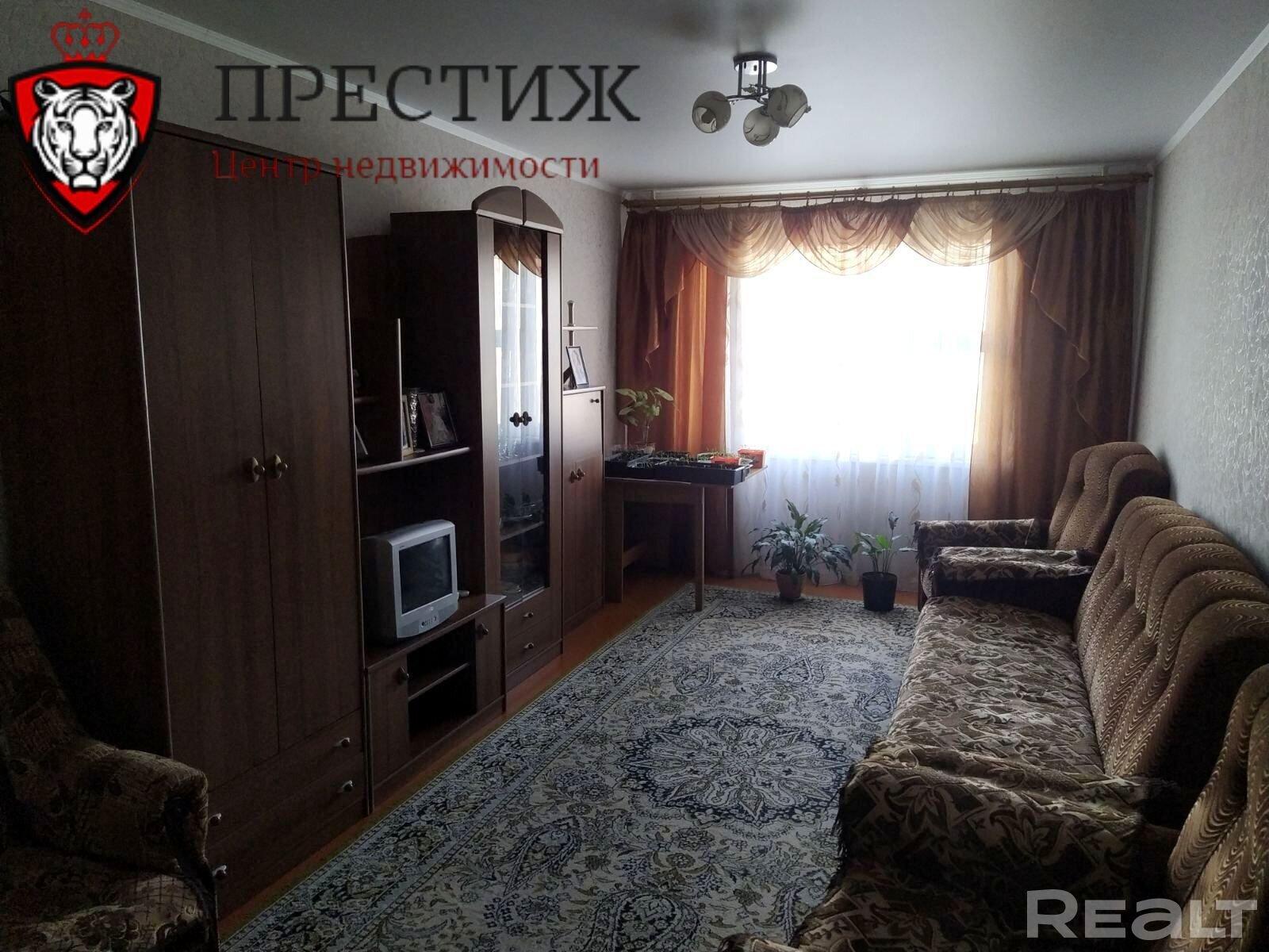 Продажа 3-х комнатной квартиры, г. Брест, ул. Вульковская (р-н Вулька-Подгородская). Цена 102 679 руб
