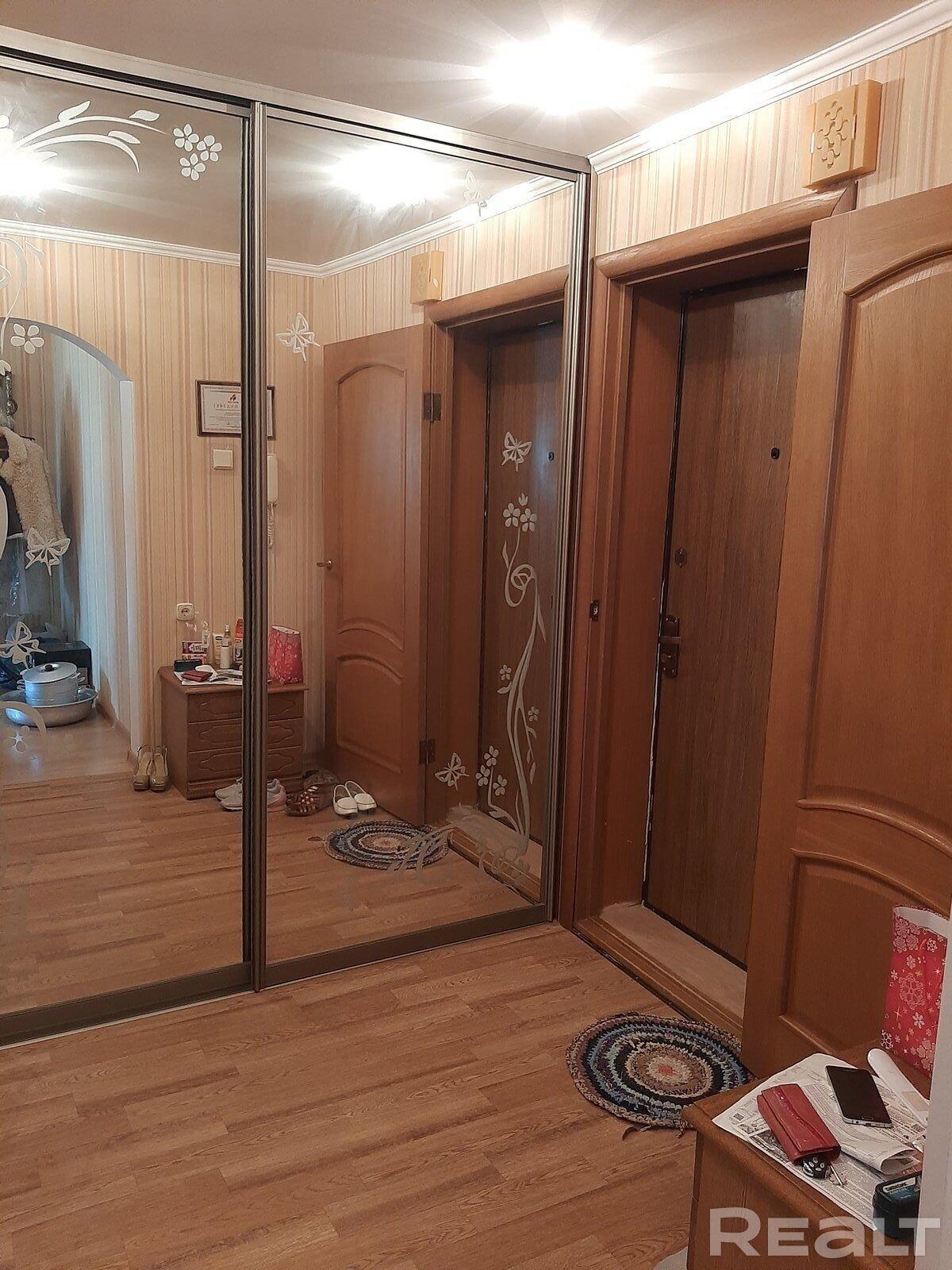 Продажа 3-х комнатной квартиры в г. Чаусах, ул. Первомайская, дом 45. Цена 45 893 руб