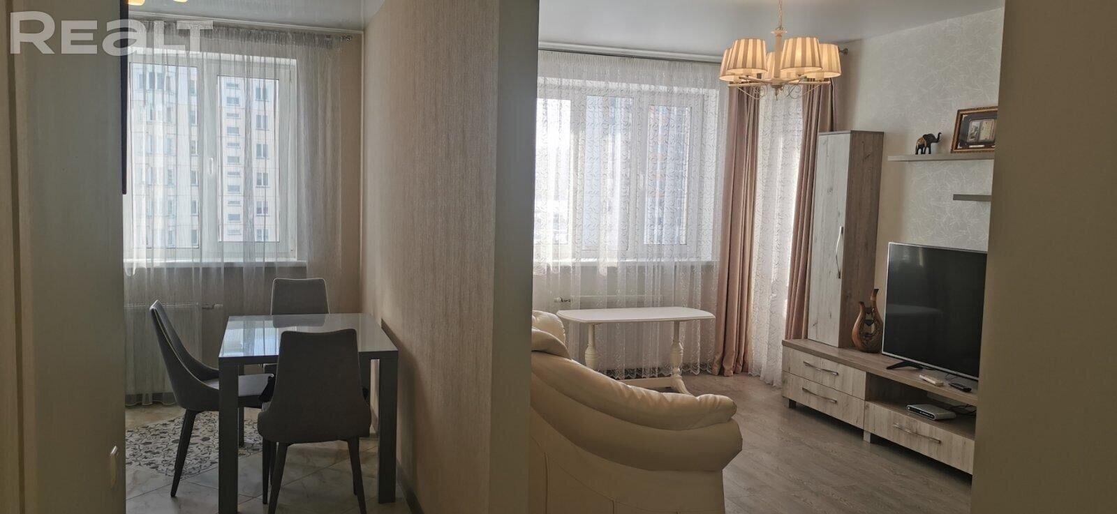 Продажа 1 комнатной квартиры в г. Минске, ул. Налибокская, дом 34 (р-н Каменная горка). Цена 167 701 руб