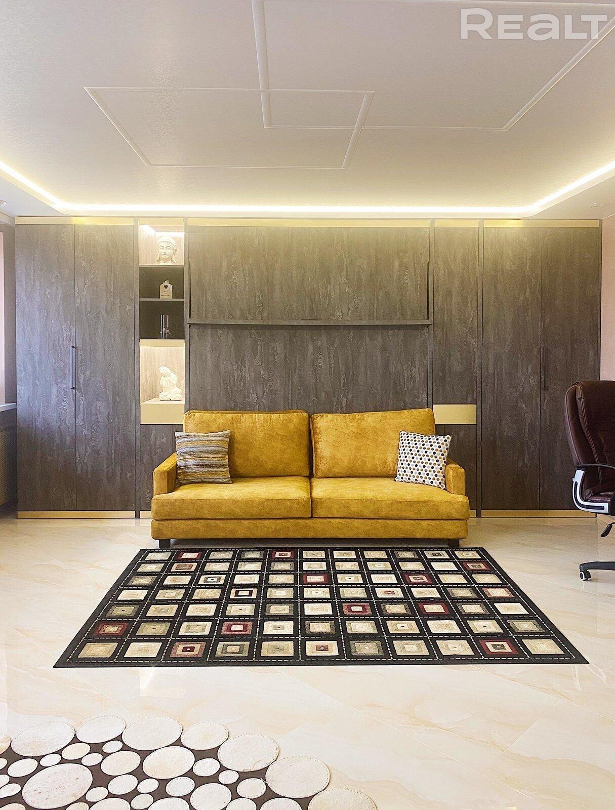Продается квартира студия в центре Минска с отличным ремонтом!