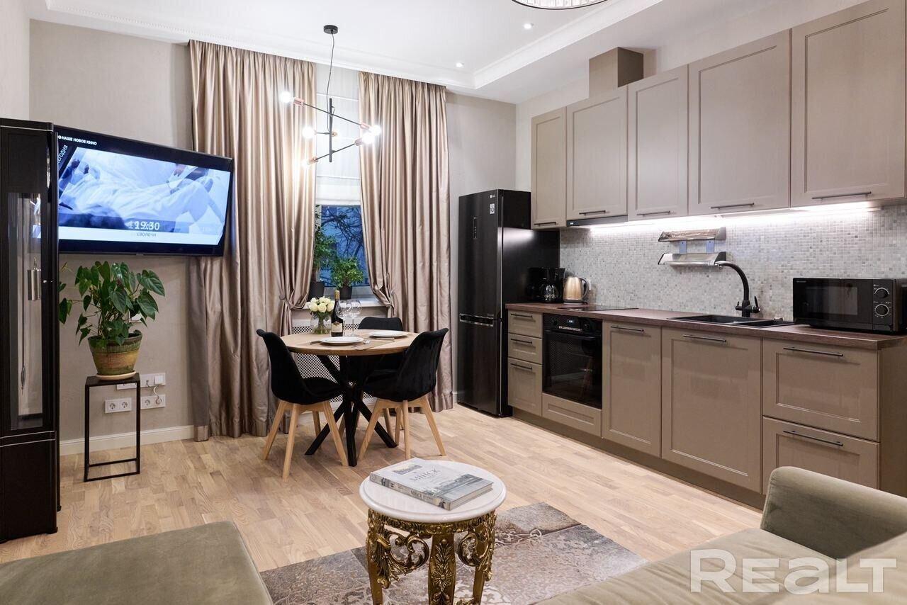 Продажа 2-х комнатной квартиры в г. Минске, ул. Румянцева, дом 14 (р-н Захарова, Пулихова). Цена 319 414 руб