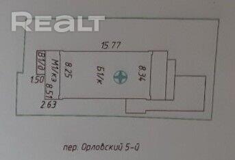 Продается 3-х комнатная квартира, пер. Орловский 5-й д.7 - фото №20