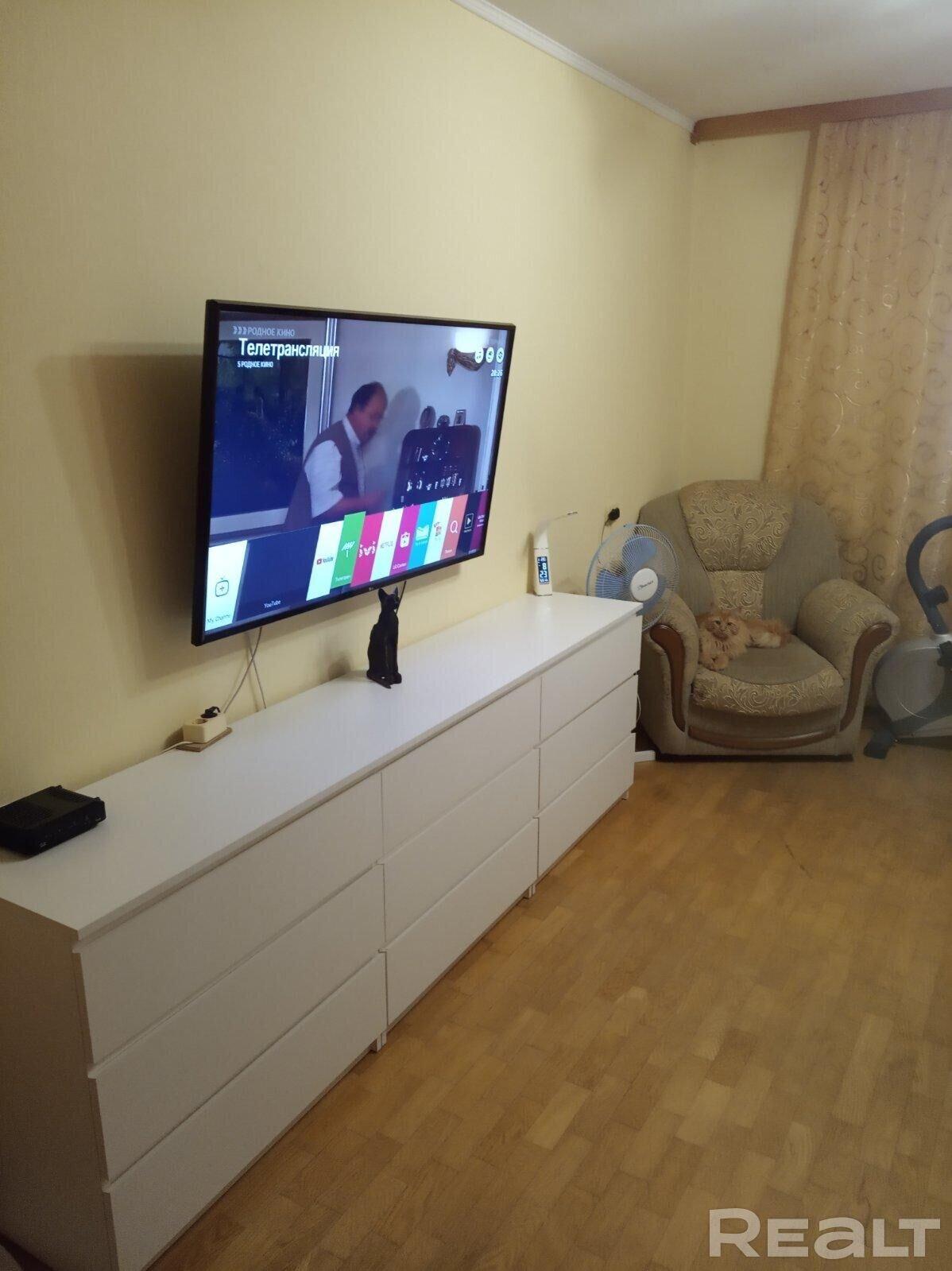 Продажа 3-х комнатной квартиры в г. Минске, ул. Бурдейного, дом 59 (р-н Запад, Красный Бор)