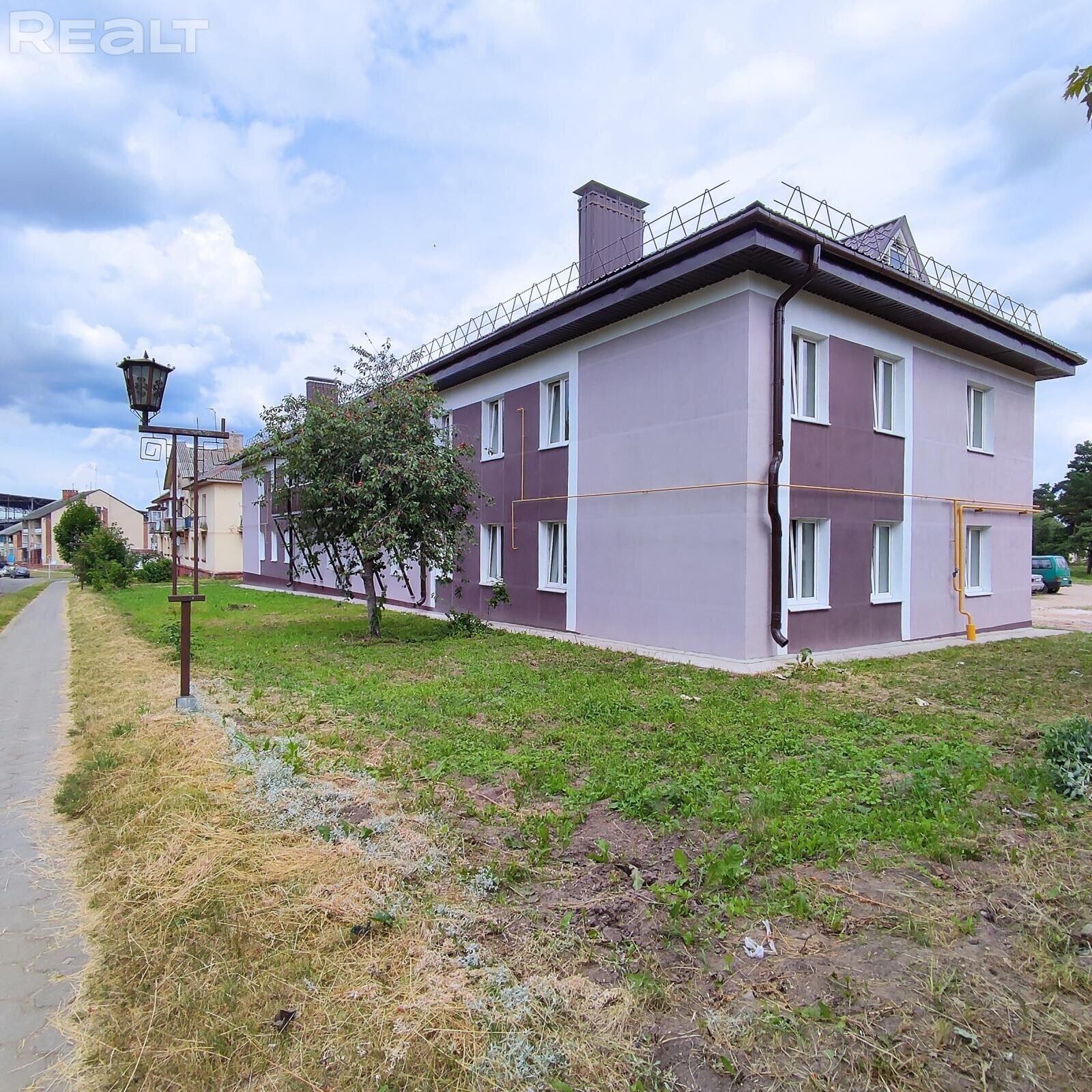 Продажа 3-х комнатной квартиры в п. Чисть, ул. Зеленая, дом 10. Цена 75 006 руб