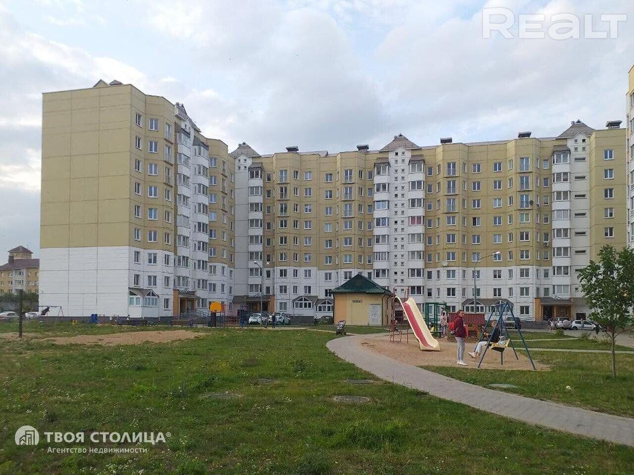 Продажа 2-х комнатной квартиры в г. Минске, ул. Выготского, дом 20 (р-н Новинки). Цена 173 909 руб