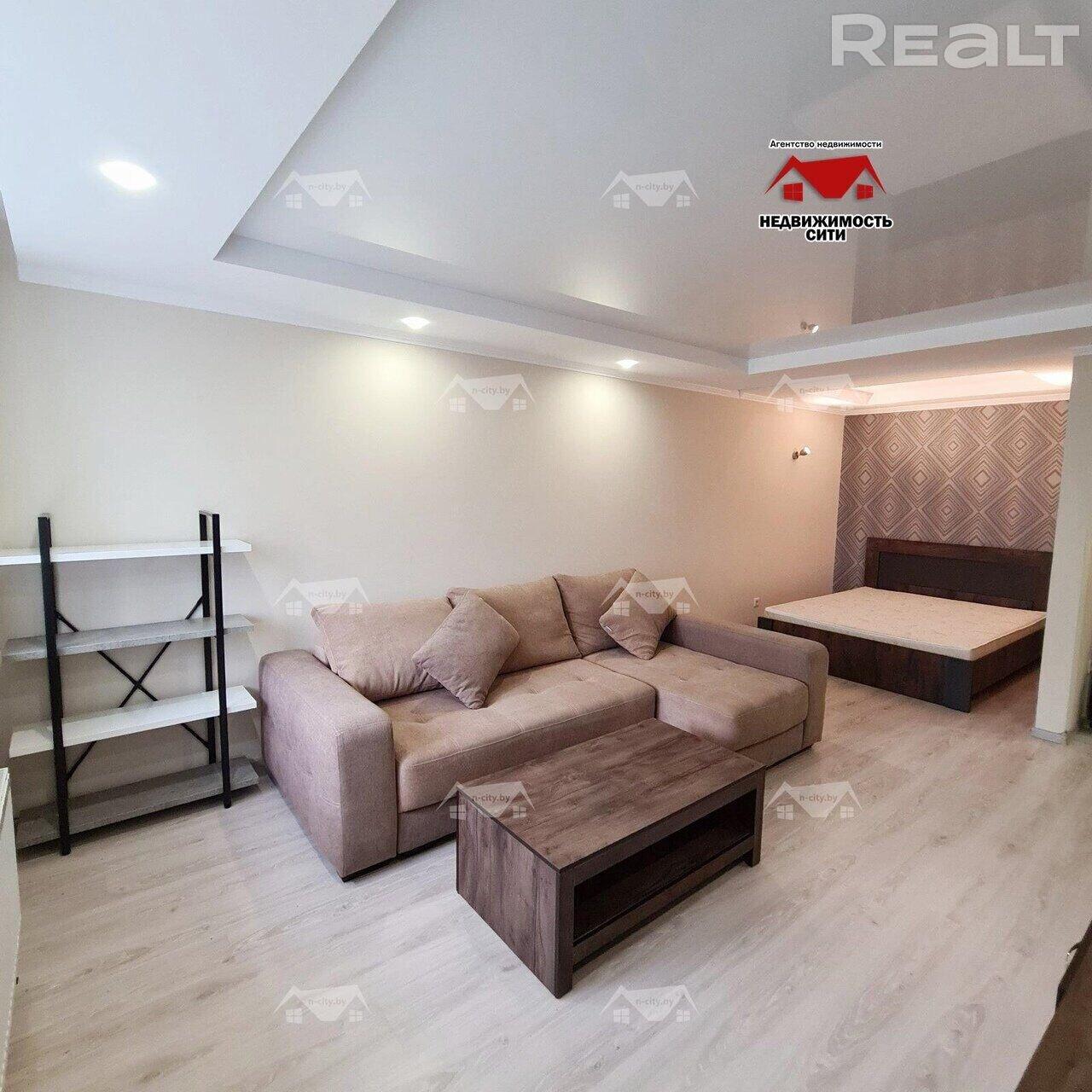 Продажа 1 комнатной квартиры в г. Могилеве, ул. Якубовского, дом 40 (р-н Спутник). Цена 113 962 руб
