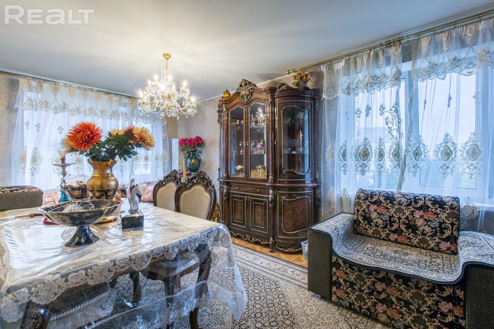 Продажа 2-х комнатной квартиры в г. Минске, ул. Горовца, дом 26 (р-н Серебрянка). Цена 180 216 руб