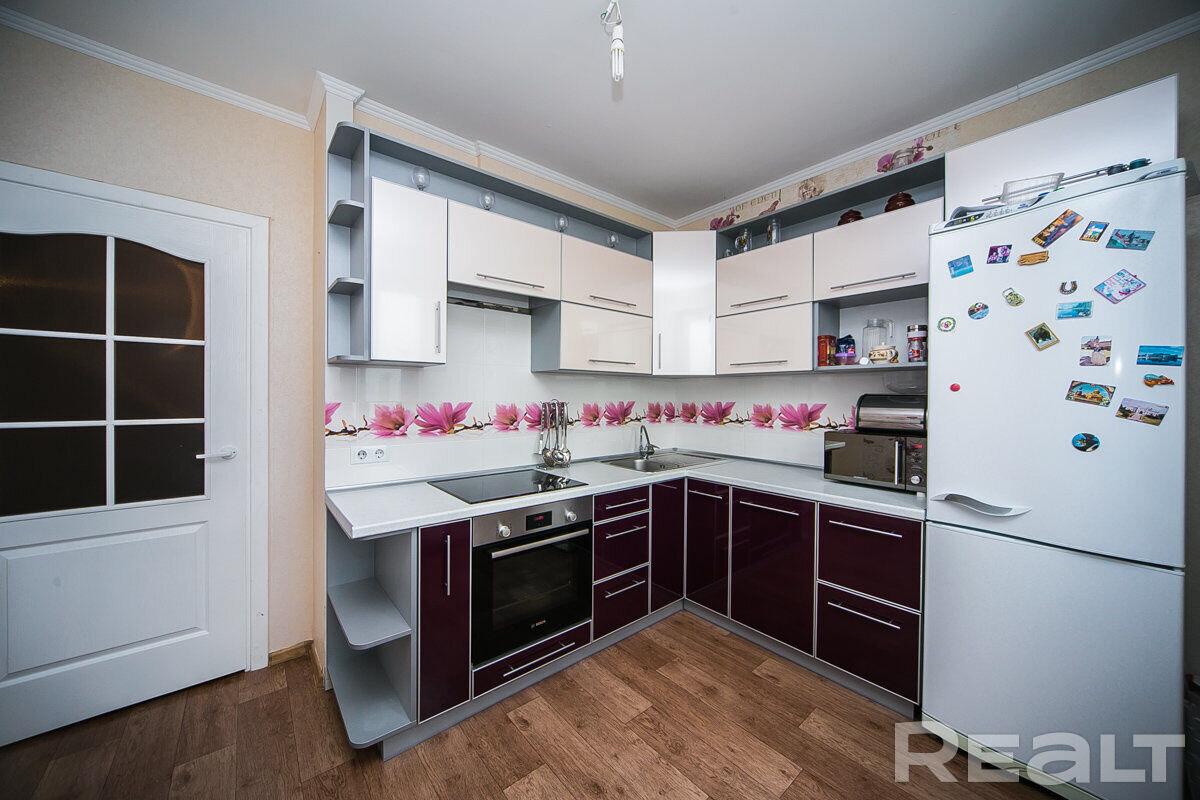 Продажа 2-х комнатной квартиры, г. Минск, ул. Люцинская, дом 27 (р-н Каменная горка). Цена 188 520 руб