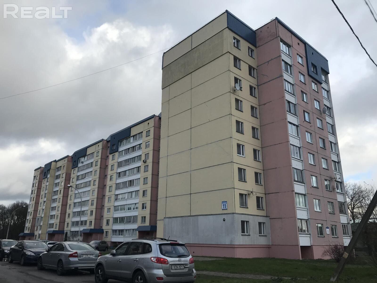Продажа 3-х комнатной квартиры в г. Минске, ул. Вышелесского, дом 11 (р-н Запад, Красный Бор). Цена 193 643 руб c торгом