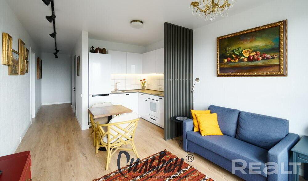 Продается 3-комнатная видовая квартира ЖК «Парк Челюскинцев».