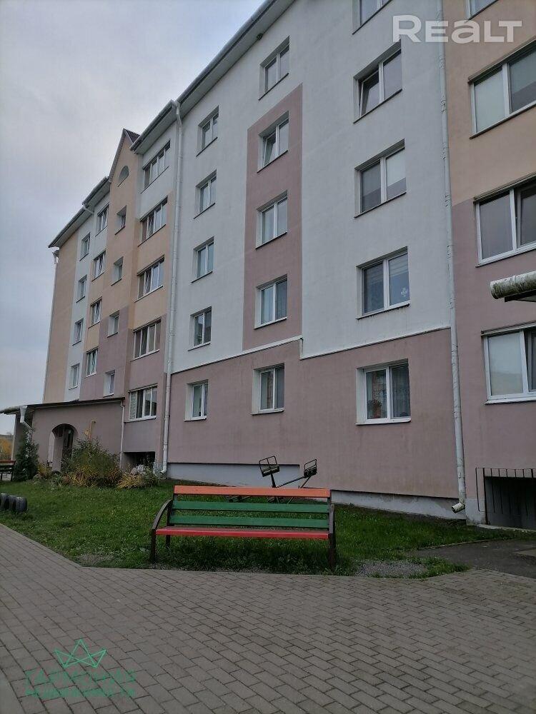Продажа однокомнатной квартиры 26 км от МКАД, г. п. Радошковичи.