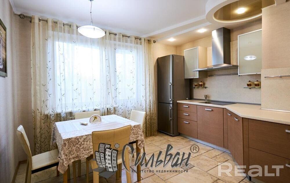 Продается 3 комнатная квартира г. Минск ул. Кропоткина д. 110