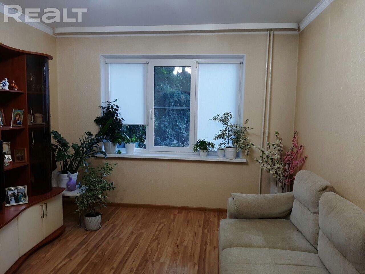 Продажа 2-х комнатной квартиры, г. Гомель, ул. Свиридова, дом 31 (р-н Волотова). Цена 103 148 руб c торгом