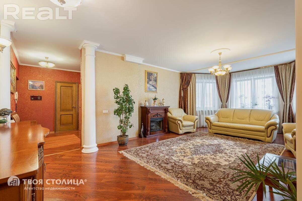 Продажа 3-х комнатной квартиры в г. Минске, ул. Неманская, дом 34 (р-н Каменная горка). Цена 279 085 руб