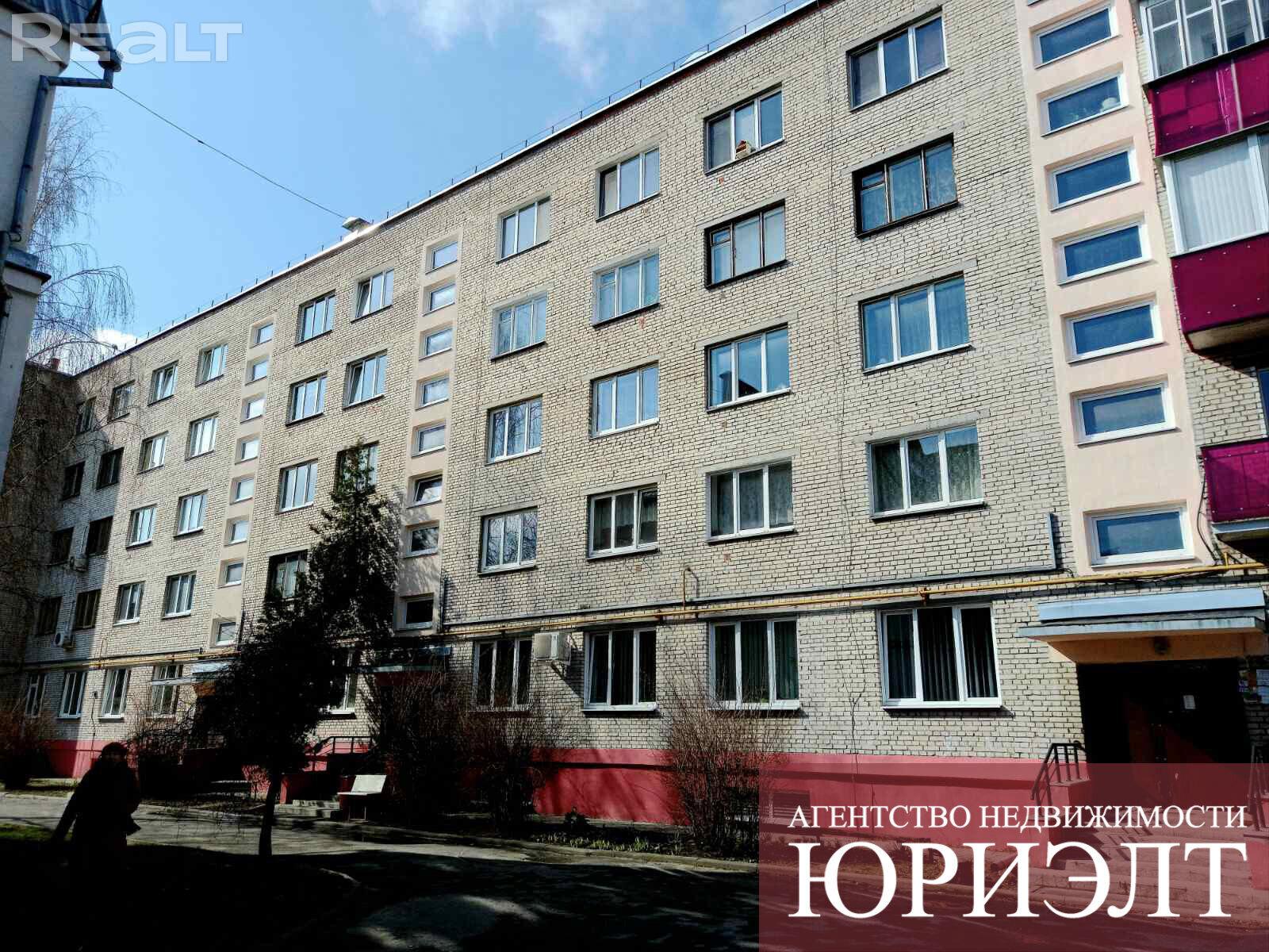 Лот. 20921 1/2 доля в 3-комнатной квартире, б-р Космонавтов