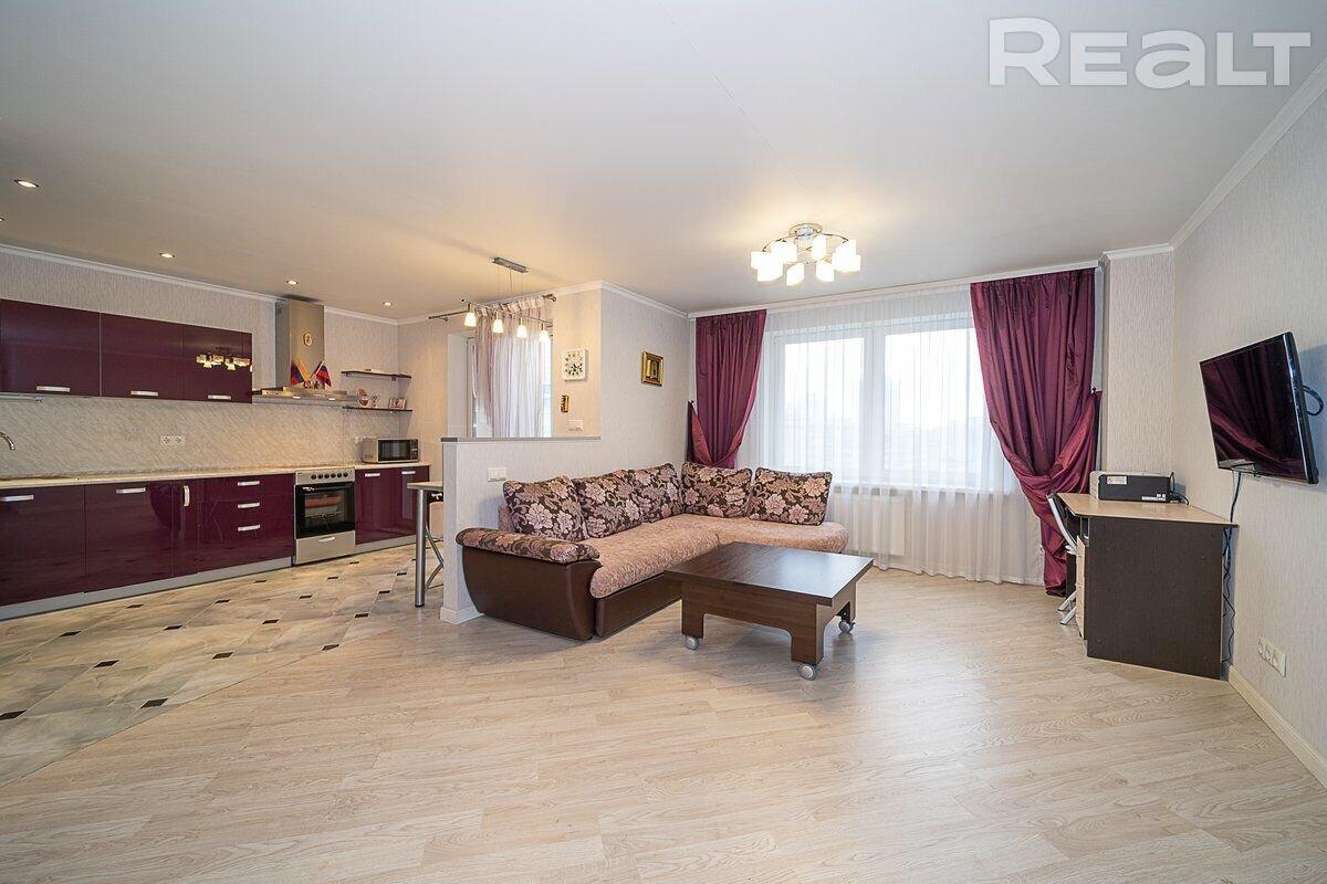 Продажа 3-х комнатной квартиры в г. Минске, ул. Мястровская, дом 6 (р-н Лебяжий (Ржавец)). Цена 363 211 руб