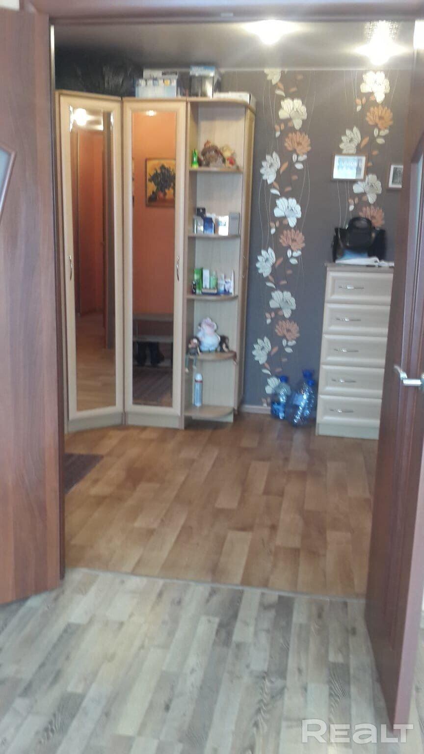 Продажа 2-х комнатной квартиры в г. Чаусах, ул. Ленинская, дом 5. Цена 41 786 руб c торгом