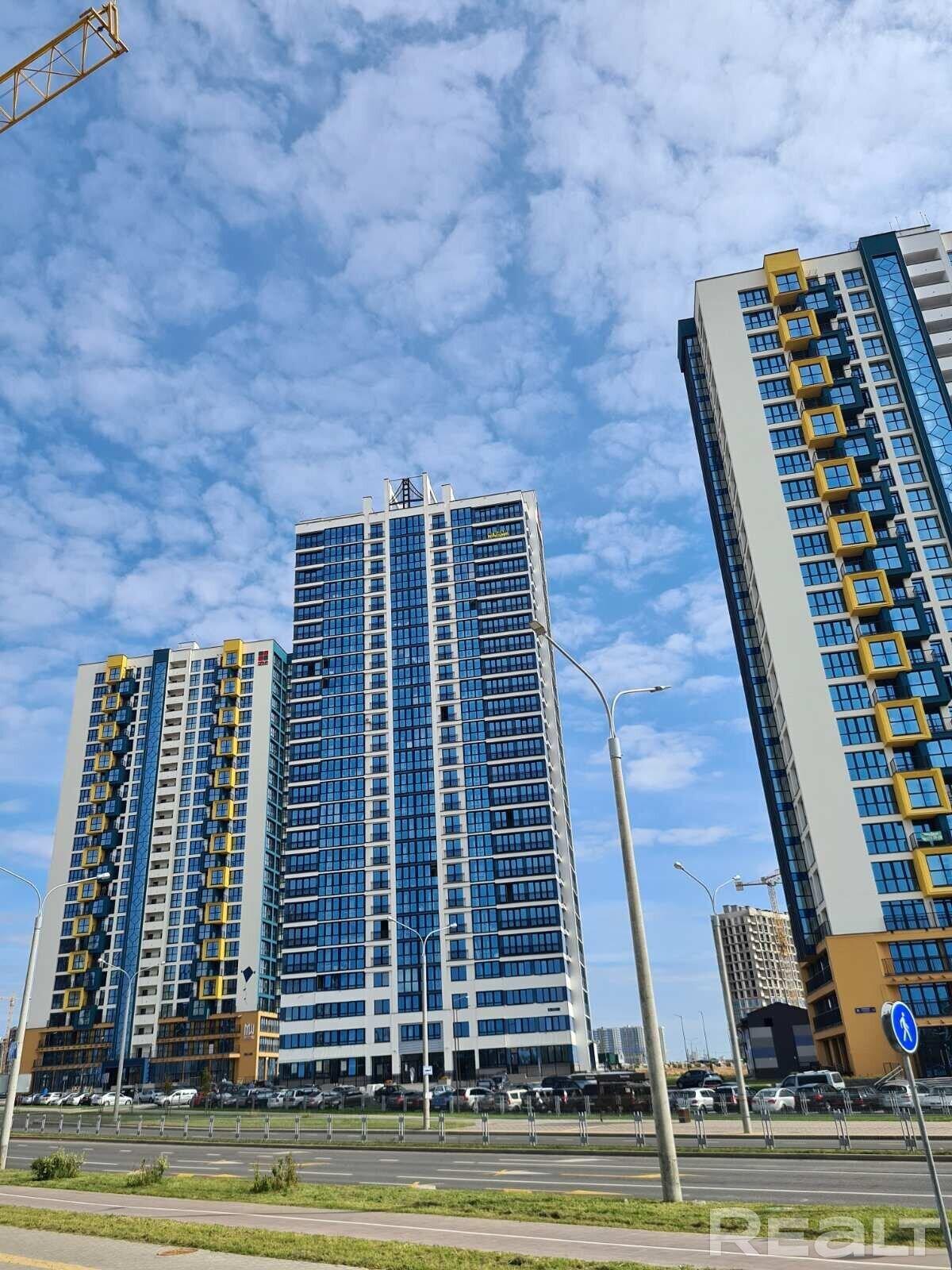 Продажа 3-х комнатной квартиры в г. Минске, ул. Левина, дом 11 (р-н Минск Мир (Minsk World)). Цена 168 843 руб