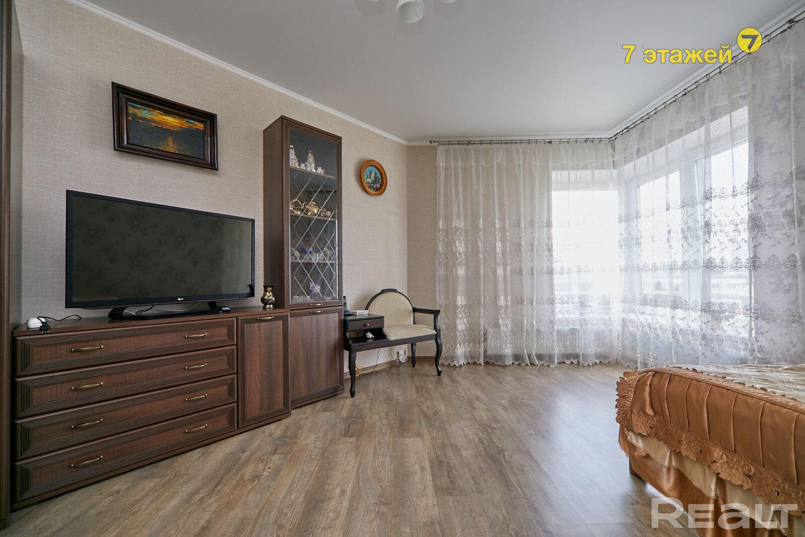 1-ая квартира на ул. Матусевича 64