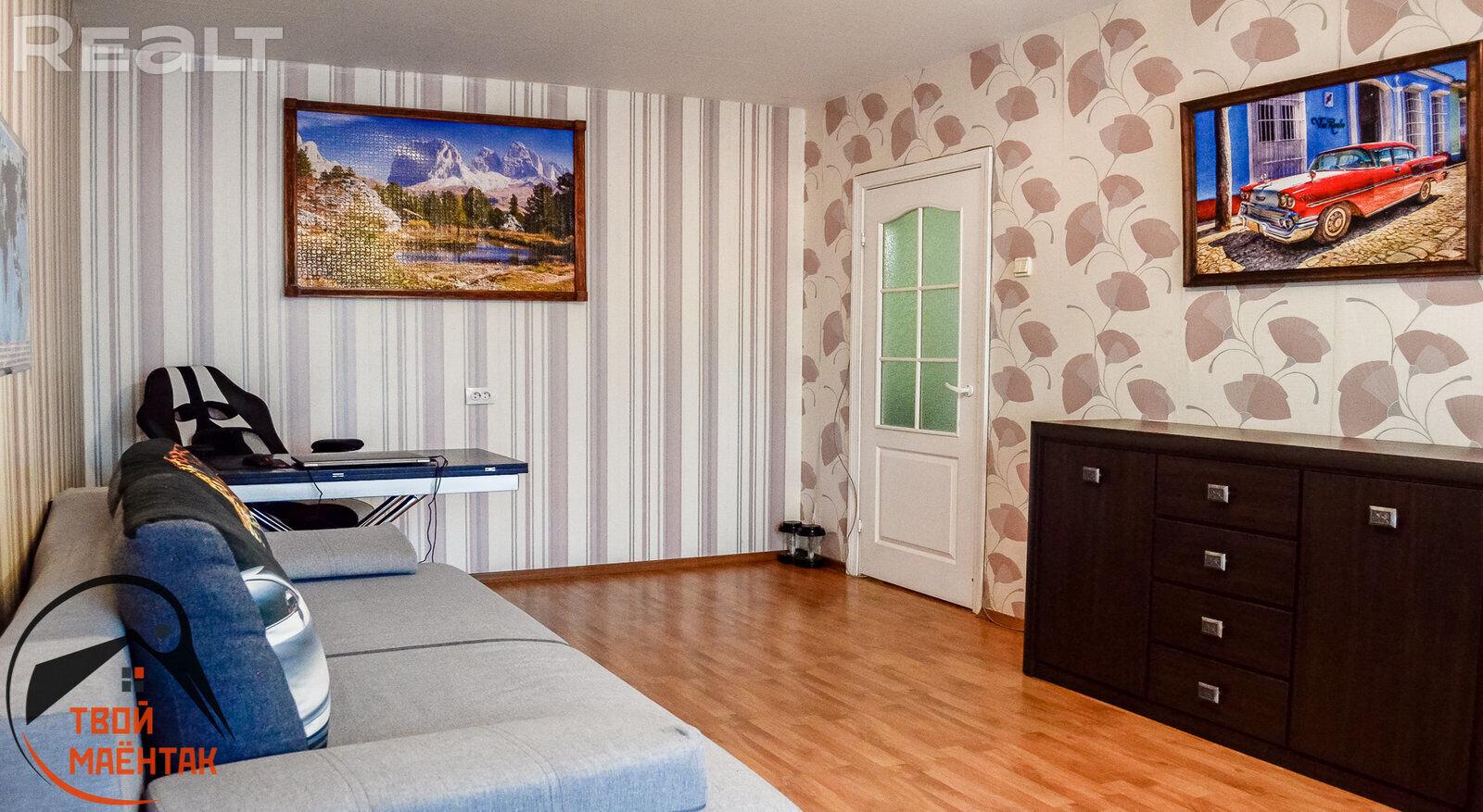 Продается 1 комнатная квартира, ул. Лучины д.46 - фото №5