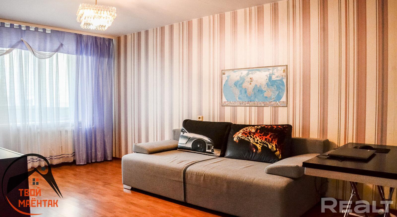 Продается 1 комнатная квартира, ул. Лучины д.46 - фото №4