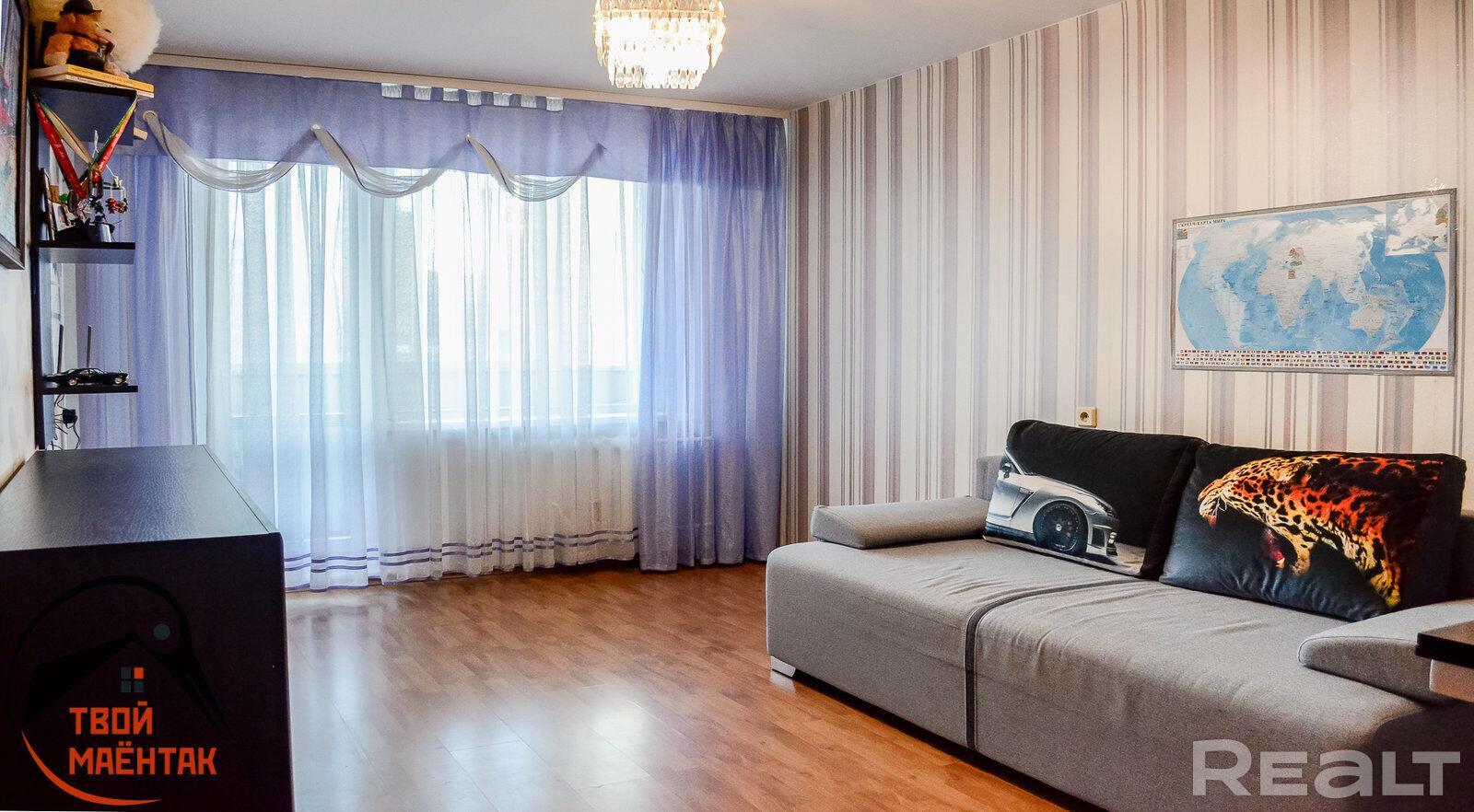 Продается 1 комнатная квартира, ул. Лучины д.46 - фото №3