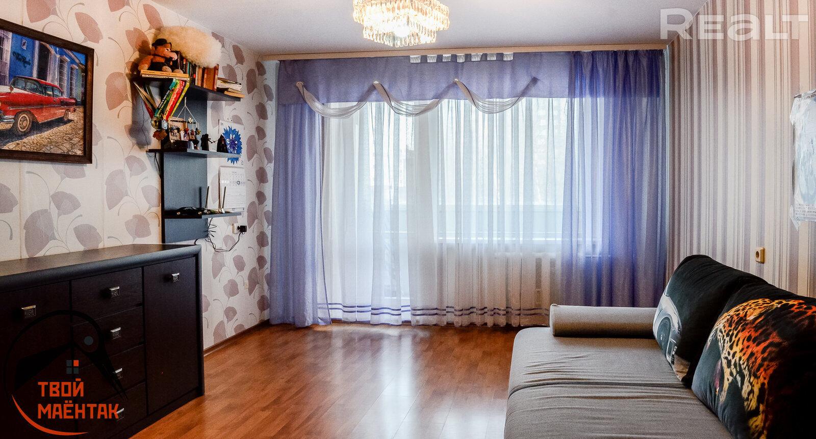 Продается 1 комнатная квартира, ул. Лучины д.46