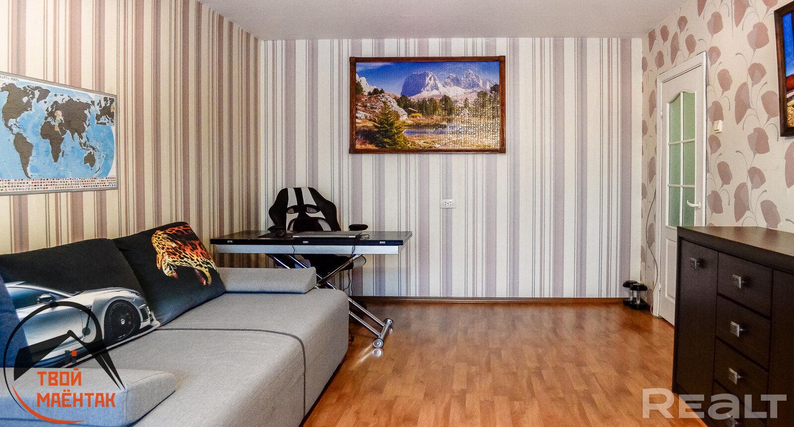 Продается 1 комнатная квартира, ул. Лучины д.46 - фото №6