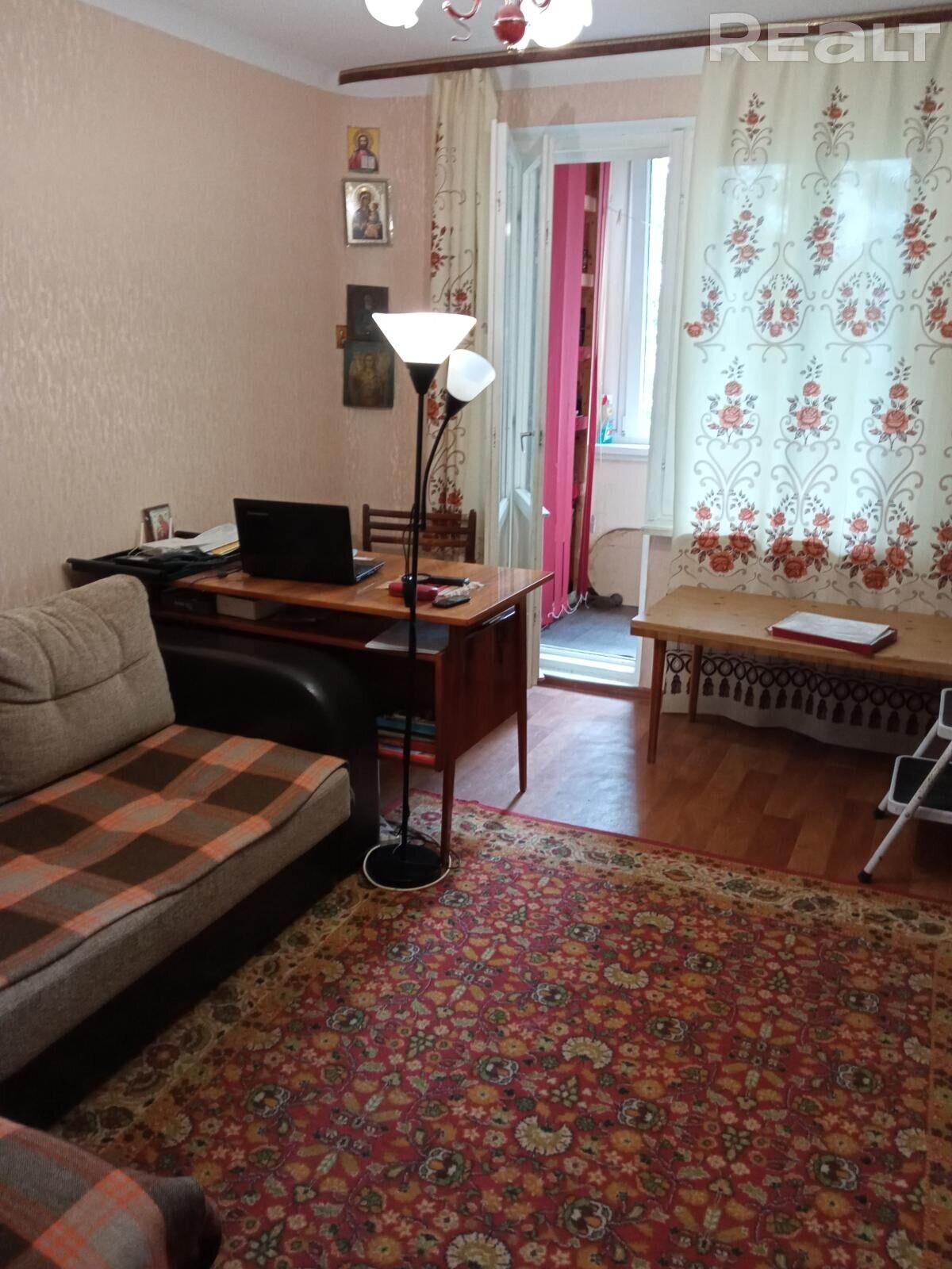 Продажа 3-х комнатной квартиры в г. Минске, ул. Глебки, дом 38 (р-н Пушкина-Глебки-Притыцкого-Ольшевского-Кальварийская). Цена 189 765 руб