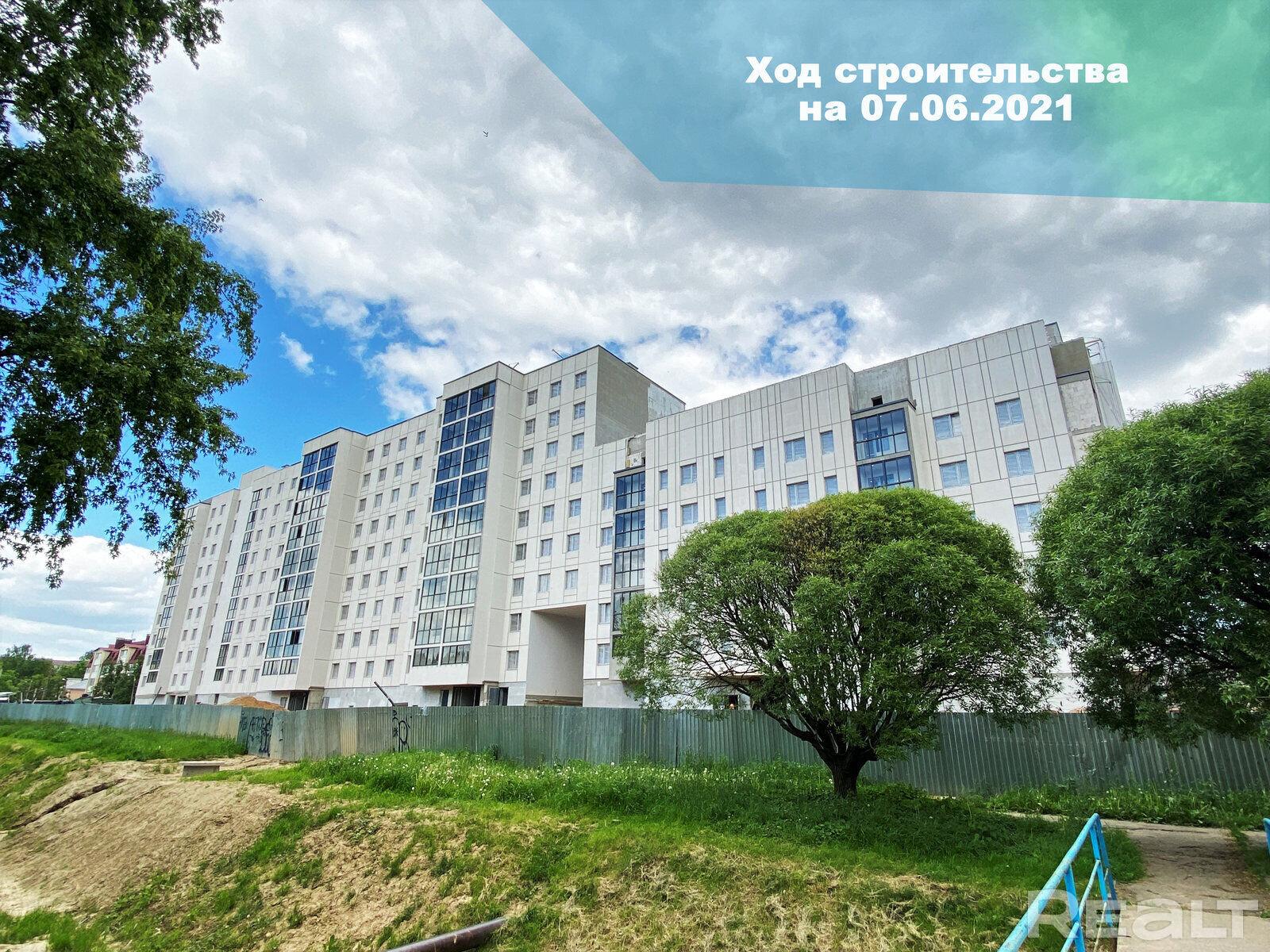 """Просторная квартира в ЖК """"Матвеевский"""" в нескольких минутах от метро """"Грушевка"""""""