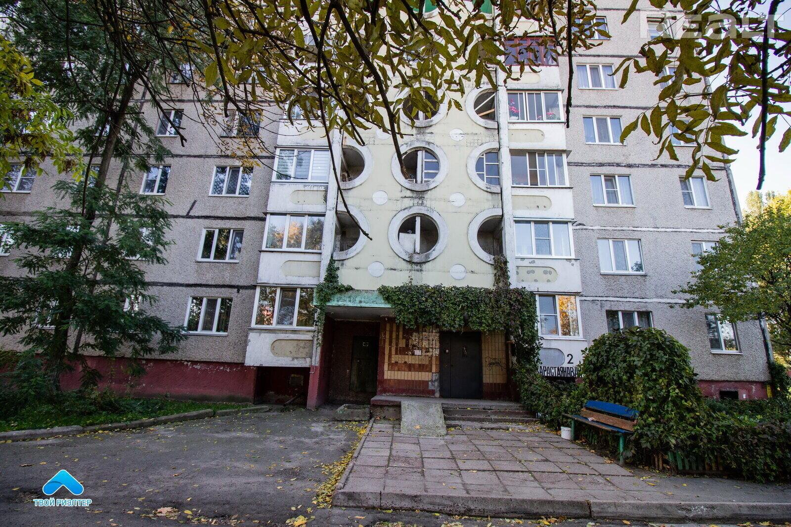 Продажа 2-х комнатной квартиры в г. Гомеле, ул. Карастояновой, дом 2 (р-н Сельмаш). Цена 73 670 руб