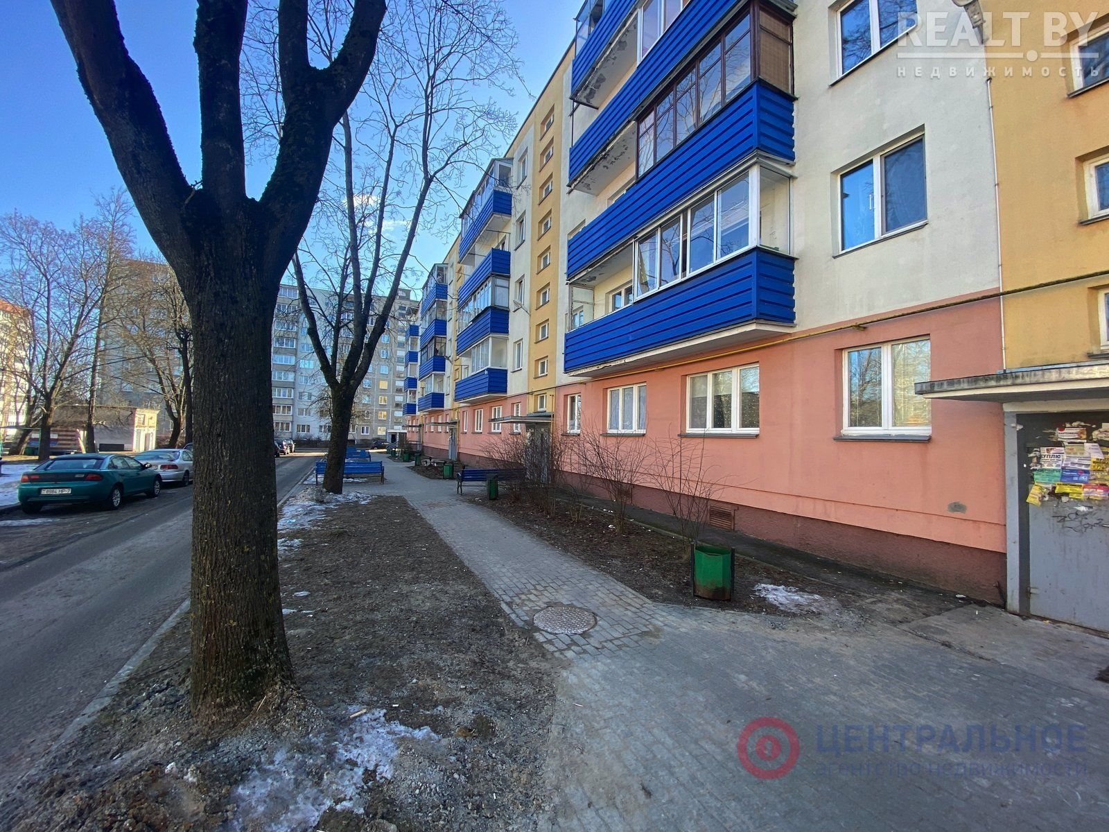 3-комнатная квартира (ул. Ангарская, 20)