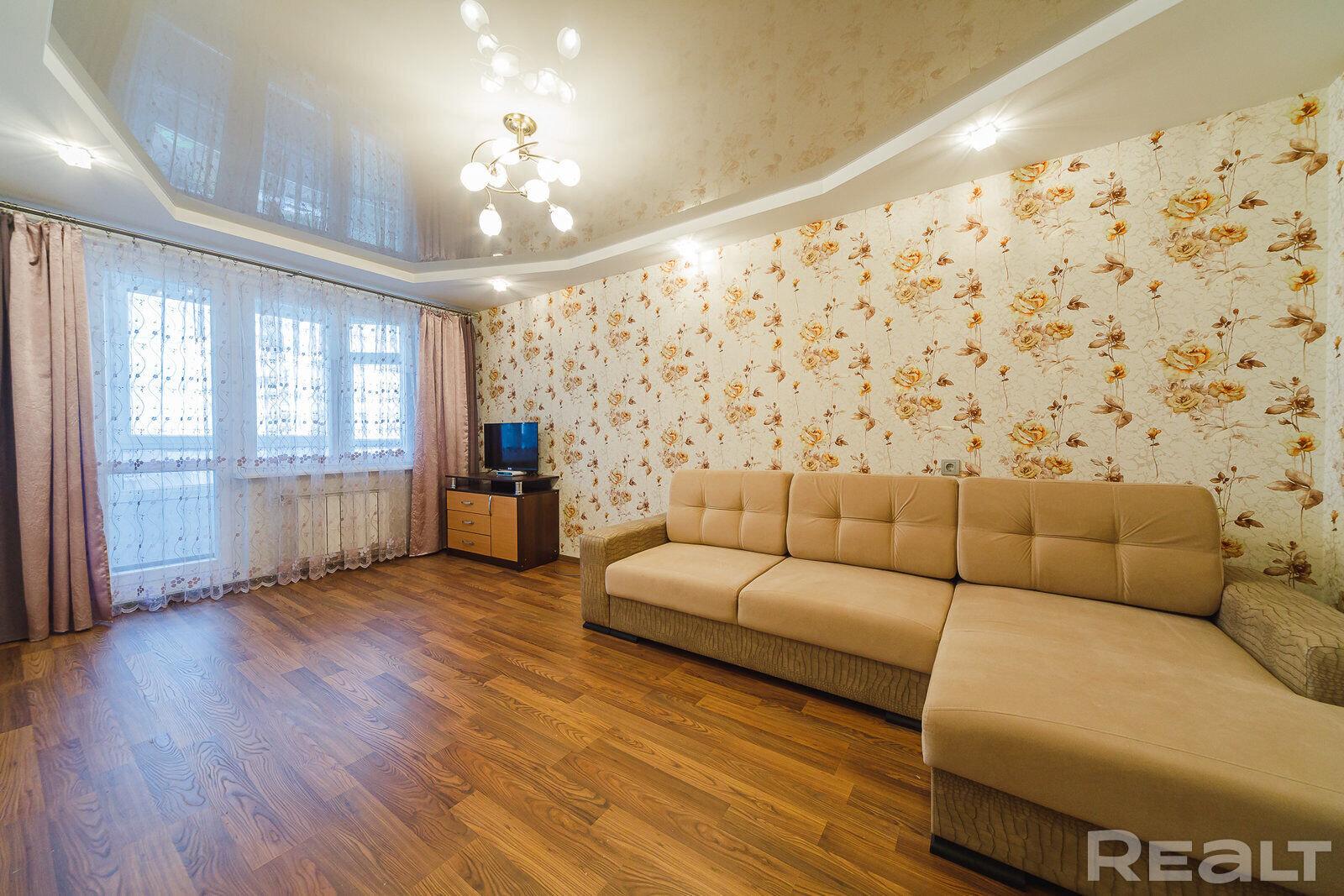 Продажа 1 комнатной квартиры в г. Минске, ул. Каменногорская, дом 108 (р-н Каменная горка). Цена 143 978 руб