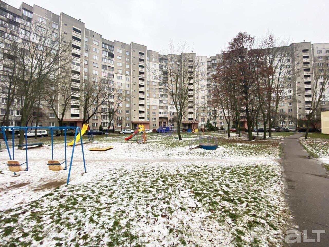 Продажа 3-х комнатной квартиры в г. Минске, ул. Горовца, дом 20-1 (р-н Серебрянка). Цена 178 965 руб