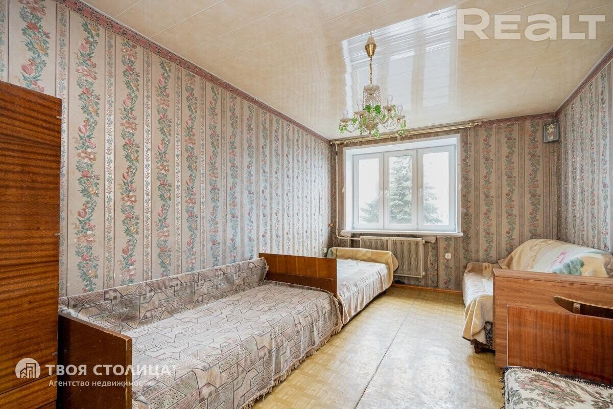 Продажа 4-х комнатной квартиры в г. Минске, ул. Толстого, дом 4 (р-н Вокзал). Цена 234 606 руб
