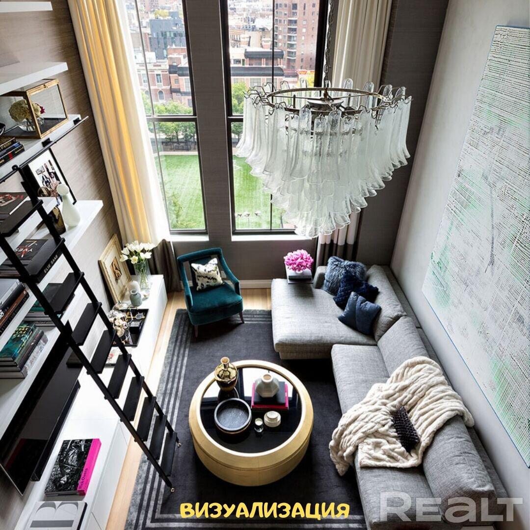 Продажа 1 комнатной квартиры в г. Минске, ул. Кижеватова, дом 1 (р-н Минск Мир (Minsk World)). Цена 84 344 руб