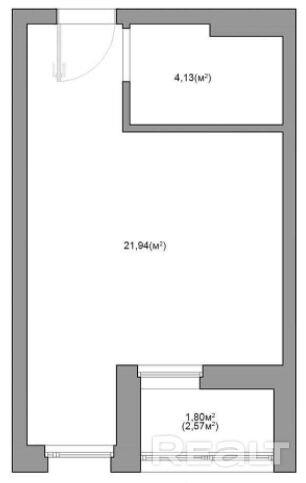 Продается 1 комнатная квартира, ул. Белградская д.4 - фото №2