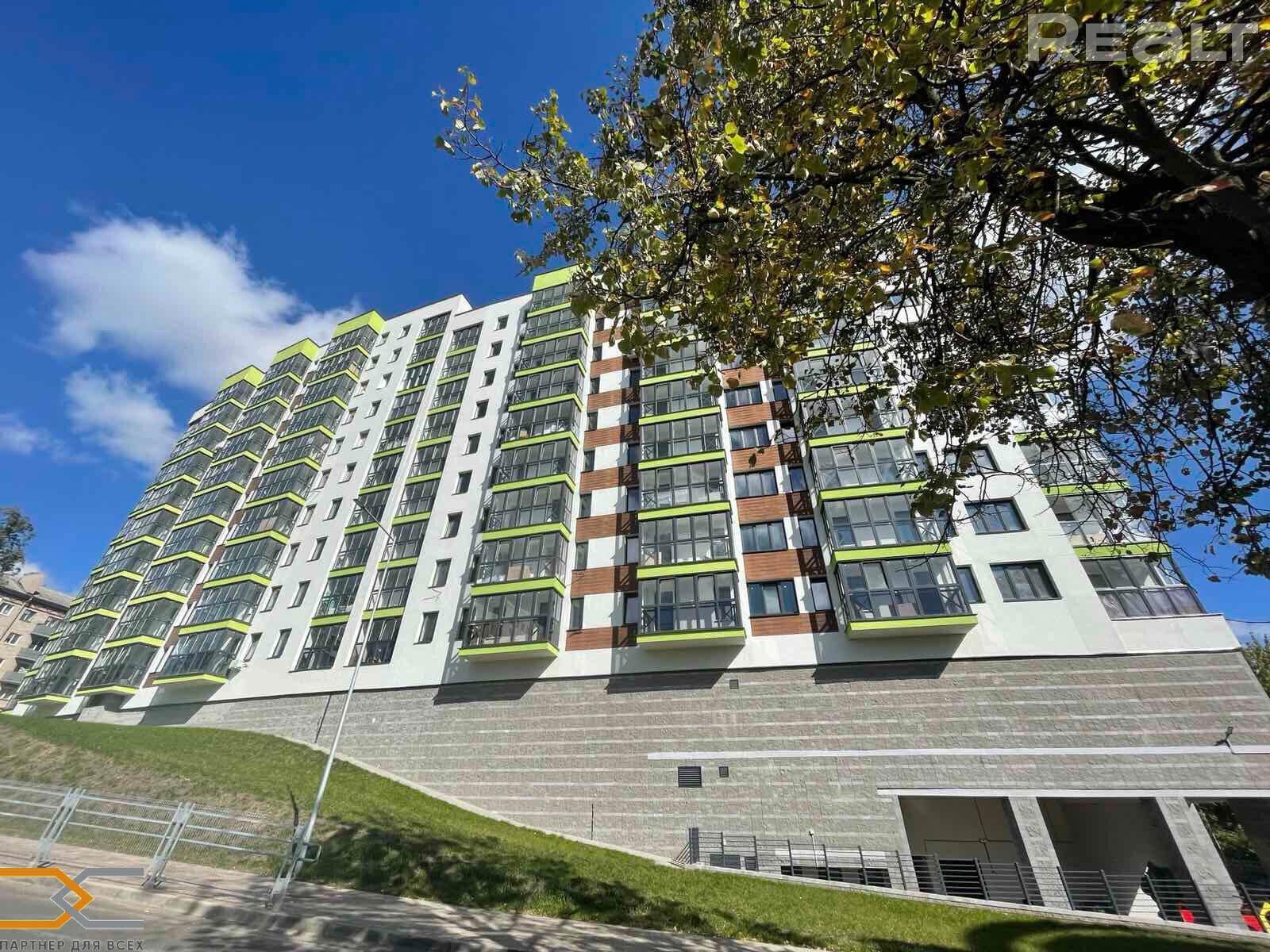 Продается 2-к квартира свободной планировки в новостройке в ЦЕНТРЕ ГОРОДА.