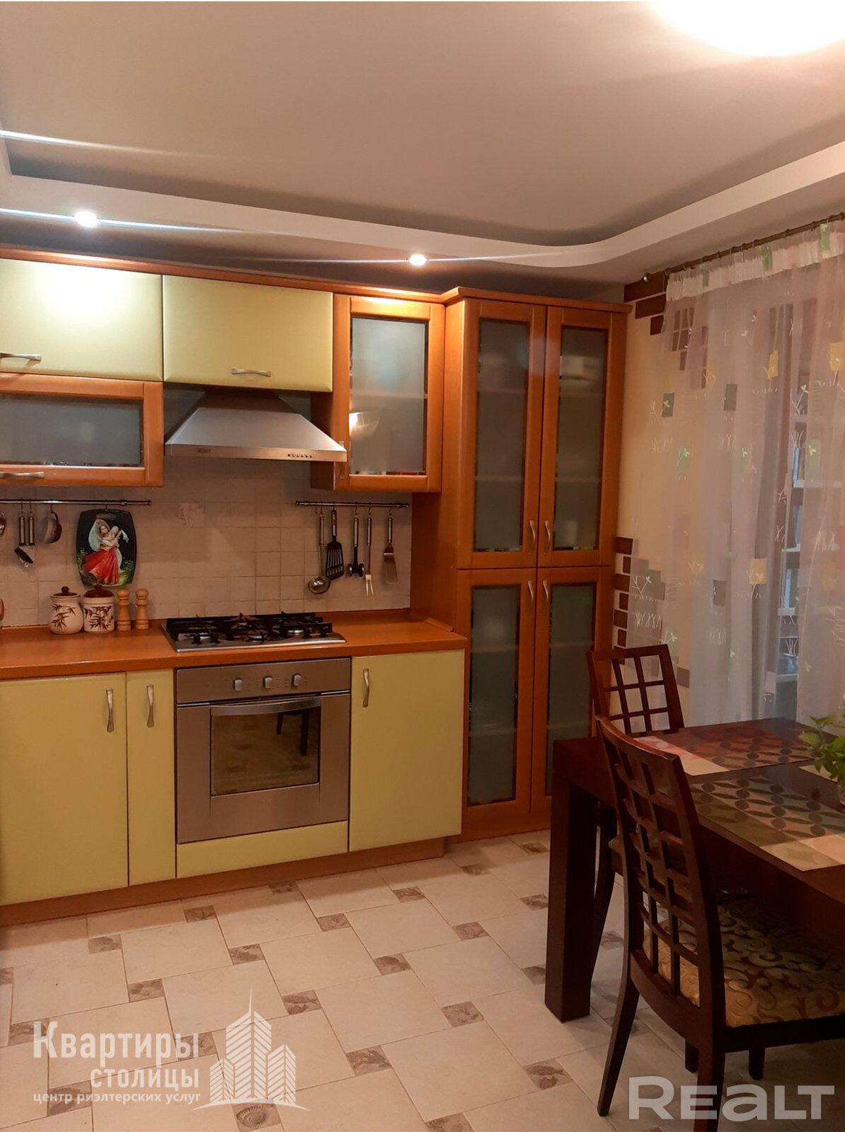 Продажа 3-х комнатной квартиры в г. Минске, ул. Прушинских, дом 18 (р-н Лошица). Цена 220 363 руб