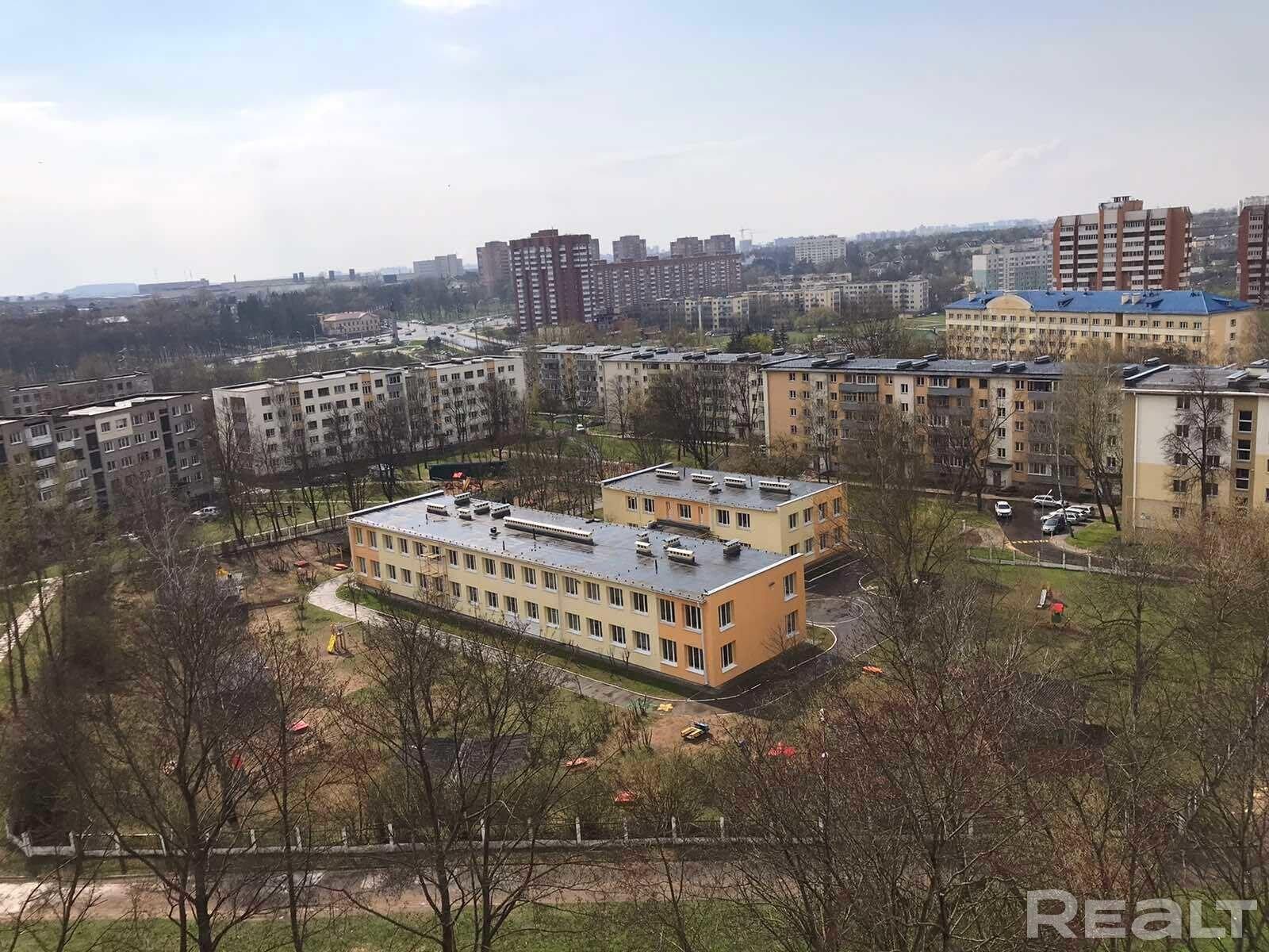 Продажа 2-х комнатной квартиры в г. Минске, ул. Варвашени, дом 20-3 (р-н Ангарская). Цена 121 154 руб
