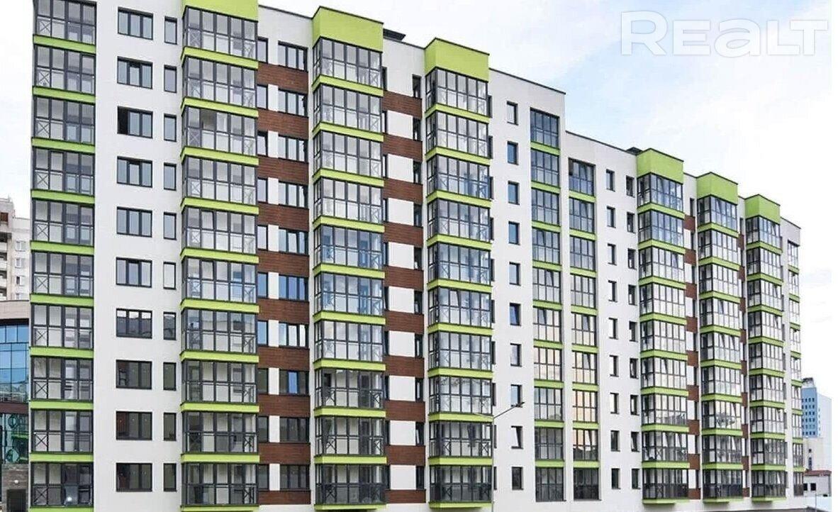 Продажа 3-х комнатной квартиры в г. Минске, ул. Коллекторная, дом 8 (р-н Немига, Короля, Клары Цеткин). Цена 385 970 руб