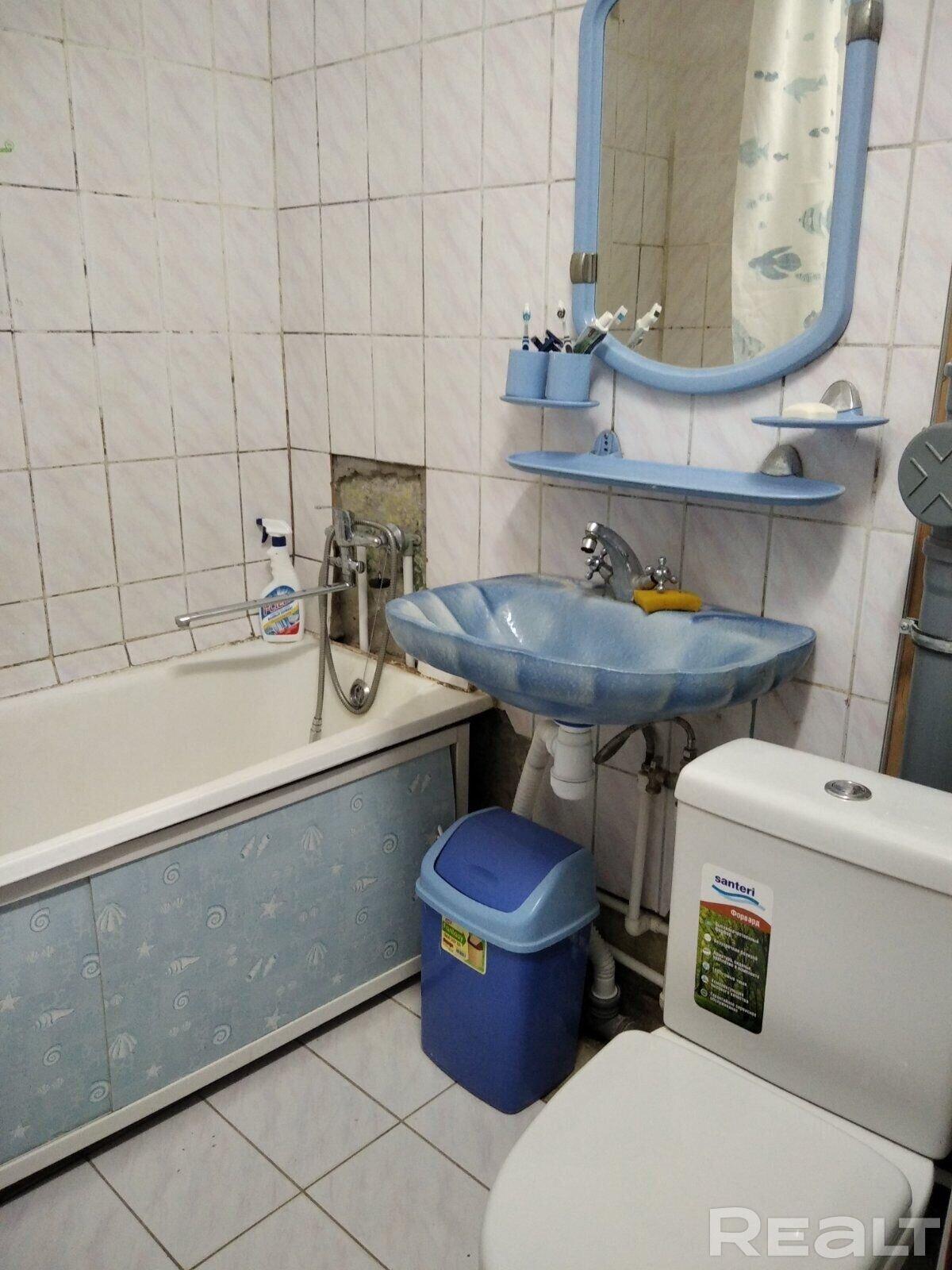 Продажа 3-х комнатной квартиры в г. Гомеле, ул. Советская, дом 139 (р-н Прудок). Цена 85 645 руб c торгом